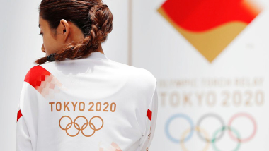 Olympic torch relay route and uniforms unveiled in Tokyo