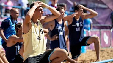 Semifinals - Beach Handball | Buenos Aires 2018 YOG