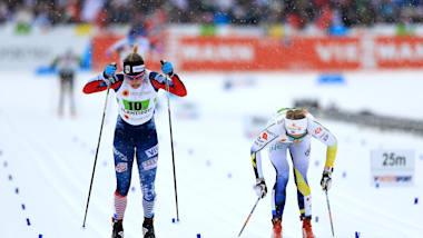 Гонка на 10 км с раздельным стартом - женщины | Кубок мира FIS - Отепя