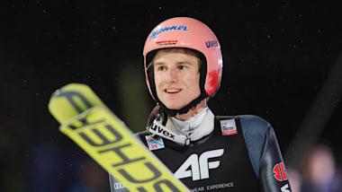スキージャンプW杯第21戦ヴィリンゲン大会で小林陵侑が3位表彰台…優勝はガイガー