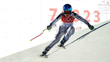 Une poche d'air pour prévenir des graves blessures au ski