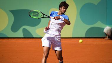 决赛 | ITF Junior Masters - 成都