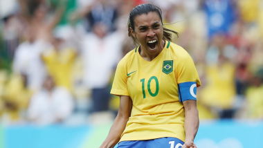 Marta pronta para conquistar o mundial e aumentar seu legado