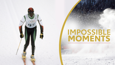 The Legend of Kenya's Philip Boit | Impossible Moments