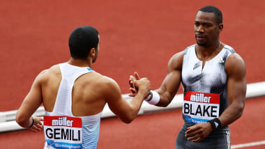Yohan Blake and Shaunae Miller-Uibo shine at Diamond League Birmingham