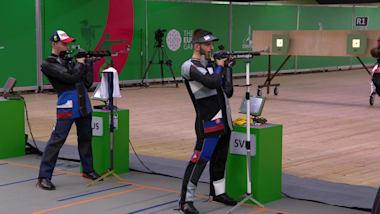 男子10米气步枪决赛 | 射击 - 欧洲运动会 - 明斯克