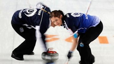 Damen - Schottland vs Schweden | Curling Europameisterschaft - Tallinn