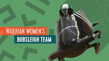 Equipe Nigeriana Bobsleigh (F): Meus Destaques de PyeongChang