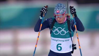 Anastasiya Kuzmina - Biathlon Women's 15km Individual