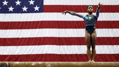 Exclusive! Simone Biles determined to keep pushing her limits ahead of Tokyo 2020