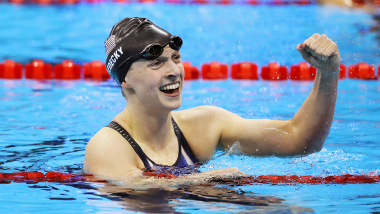 Athlete Evolution: Katie Ledecky