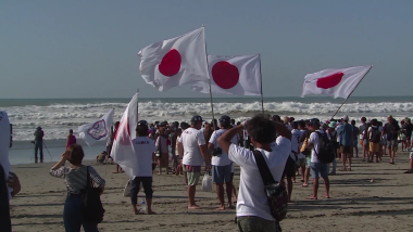 After first gold, Team Japan ready for more