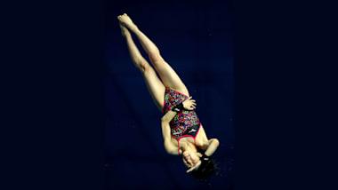 世界水泳・韓国大会6日目:荒井祭里が女子10m高飛込決勝9位で五輪日本代表女子1号に確定