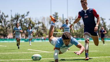 Grupos - Día 3 - Rugby siete | JOJ Buenos Aires 2018