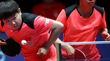 Finales | ITTF Challenge Plus Open - Pyongyang