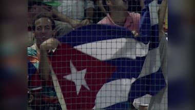 Cuba claim Olympic gold in Barcelona