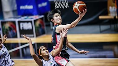 季军决定战和决赛 | FIBA U18 Women's Asian Championship - 班加罗尔