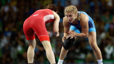 Helen Maroulis says more concussion education is needed
