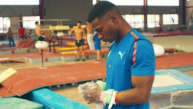 La lucha para regresar al podio a la gimnasia cubana | Arriba Cuba