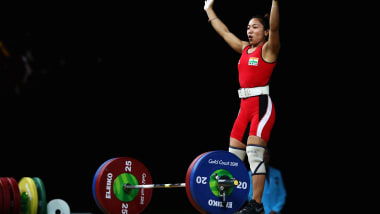 India at the 2019 World Weightlifting Championships