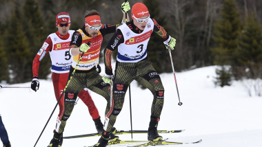 남자 개인 5km | FIS 월드컵 - 쇼 뇌브