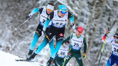 Sprint Masculino e Feminino | Copa do Mundo FIS - Otepää