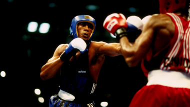 Felix Savon takes men's heavyweight gold | Atlanta 1996