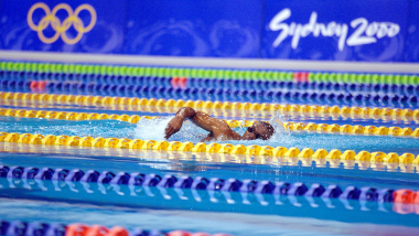 Olympic swimming pools around the world