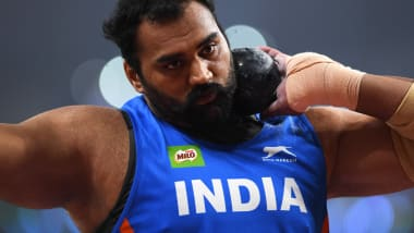 Tajinderpal Singh Toor sets new shot put national record