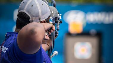 Compound MT & Indiv. Medal Matches | World Championships - 's-Hertogenbosch