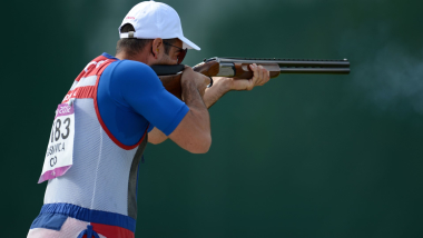 Men's Skeet Final | ISSF World Cup Shotgun - Changwon