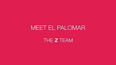 Rencontre avec El Palomar
