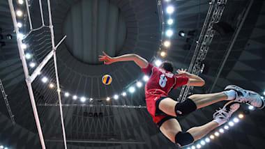 FIVB男子オリンピック予選トーナメント