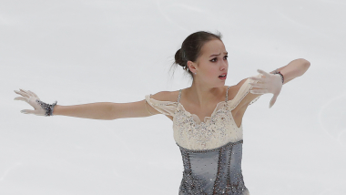 Zagitova reigns on home ice as Gold struggles on return