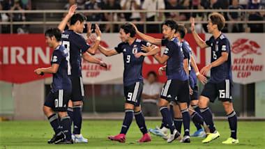 【サッカーW杯予選】W杯カタール大会アジア2次予選初戦|日本代表は白星発進!ミャンマーに2-0の快勝
