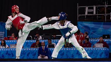 Final de Taekwondo (F) -63kg | YOG Buenos Aires 2018
