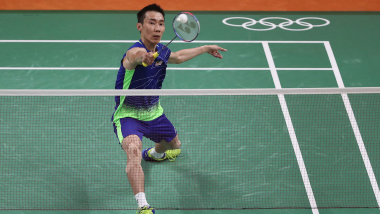 Lee Chong Wei: Olympic highlights