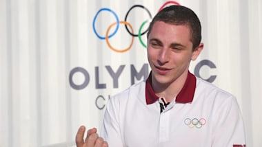클라이머 조쉬 레빈: YOG 스포츠 클라이머에겐 정신력이 필요