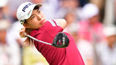 【ゴルフ】デサントレディース東海クラシック2日目:渋野日向子は20位後退、鈴木愛が日本人最上位の3位浮上