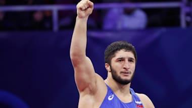 Abdulrashid Sadulaev: