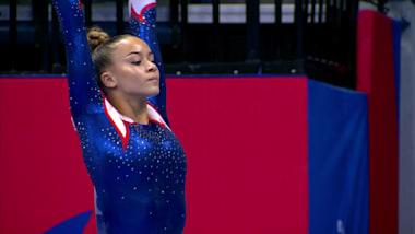 Отборочная подгруппа 1 | Спортивная гимнастика - Европейские игры - Минск