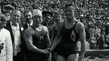 La innovación japonesa domina la historia de la natación olímpica