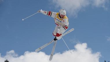 2019 FISフリースタイルスキーW杯たざわ湖大会初日、モーグル男子で原が4位、女子では住吉が7位
