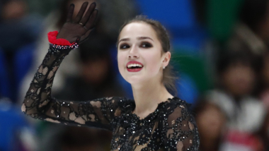 Alina Zagitova wins maiden home Grand Prix title
