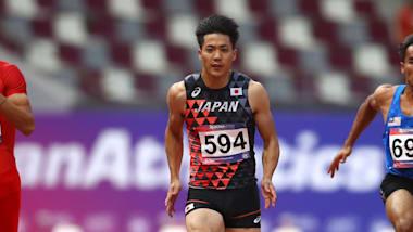 山縣亮太が9月1日開催「富士北麓ワールドトライアル」に出場…約4カ月ぶり実戦復帰へ