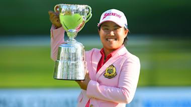 【ゴルフ世界ランク】日本女子プロ選手権優勝の畑岡奈紗が7位に上昇<9/16>