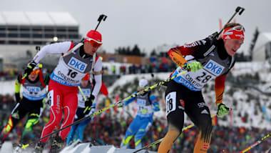 10 كم سرعة رجال | كأس العالم (IBU) - أوبرهوف