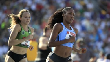 Ajee Wilson explains why the 800m is so hard