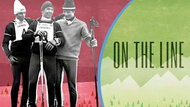 Il sogno olimpico e quella strana figura   Grenoble 1968