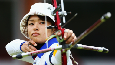 日本アーチェリー女子:ロンドン五輪の再現を誓い、2大会ぶりのメダル狙う